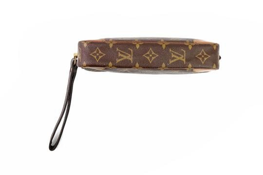 Louis Vuitton Vintage Marly Dragonne 22 Monogram Canvas Makeup Travel Toiletry Bag Image 5