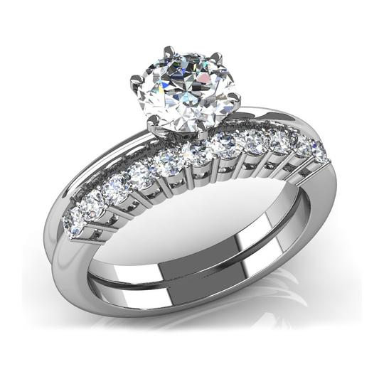 Preload https://img-static.tradesy.com/item/26660390/white-135-ct-round-solitaire-engagement-and-accented-weddi-ring-0-0-540-540.jpg