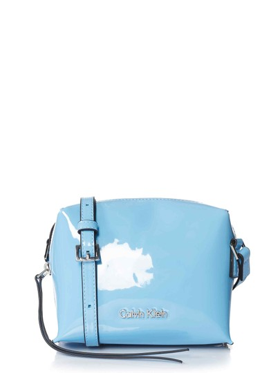 Preload https://img-static.tradesy.com/item/26660496/calvin-klein-62424-blue-polyurethane-shoulder-bag-0-0-540-540.jpg