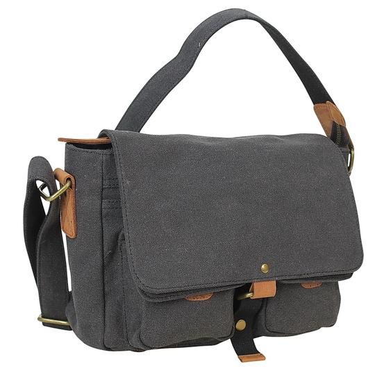 Preload https://img-static.tradesy.com/item/26660549/12-casual-small-c54-grey-canvas-messenger-bag-0-0-540-540.jpg