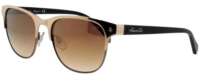 Kenneth Cole Gold Kc7170-32g-54 Size 54mm 140mm 18mm Sunglasses Kenneth Cole Gold Kc7170-32g-54 Size 54mm 140mm 18mm Sunglasses Image 1
