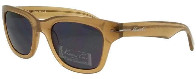 Kenneth Cole Crystal Brown Kc7173-45a-49 Size 49mm 140mm 21mm Sunglasses Kenneth Cole Crystal Brown Kc7173-45a-49 Size 49mm 140mm 21mm Sunglasses Image 1