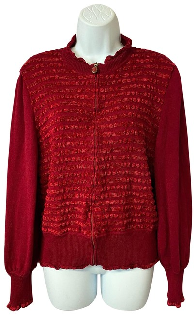 Item - Collection Knit Red Sweater