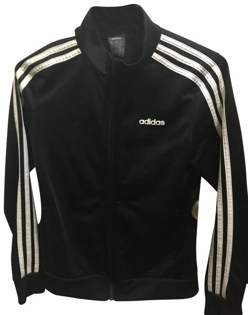 Item - Black Is Track Activewear Outerwear Size 6 (S)