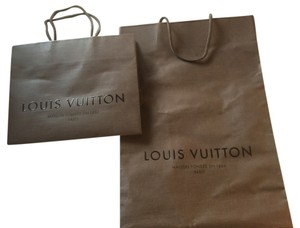 Louis Vuitton Louis Vuitton Plastic Bag