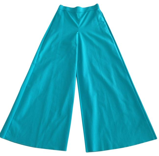 Item - Turquoise Pants Size 6 (S, 28)