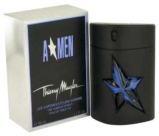 Item - A*men By Theirry Mugler Edt Spray Rubber Flask 1.6/ 1.7oz / 50ml New. Fragrance