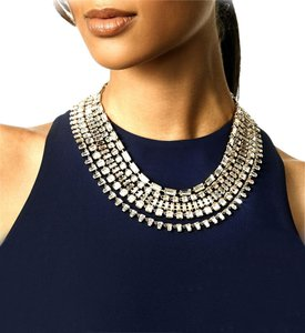 Kate Spade Gorgeously Classic Kate Spade Vegas Jewels Necklace ** Make a Statement or Add Mystery Under a Collar **