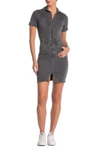 NSF short dress Pigment Black on Tradesy
