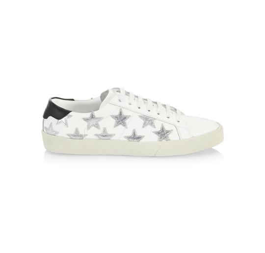 Saint Laurent White Athletic Image 0