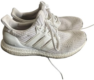 Adidas Ultra Boots Fabric Sneakers Sneakers White Athletic