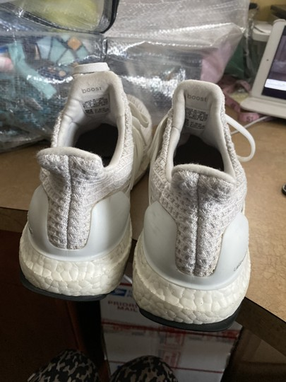 Adidas Ultra Boots Fabric Sneakers Sneakers White Athletic Image 3