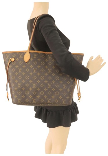 Preload https://img-static.tradesy.com/item/26667816/louis-vuitton-neverfull-mm-brown-coated-canvas-tote-0-1-540-540.jpg