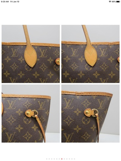 Louis Vuitton Tote in brown Image 5