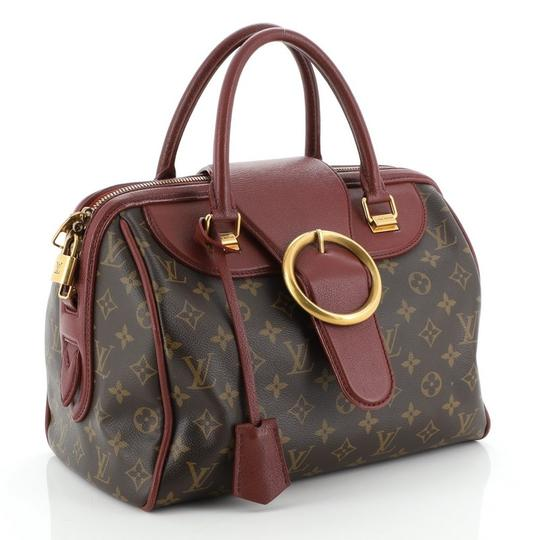 Louis Vuitton Canvas Tote in red Image 1