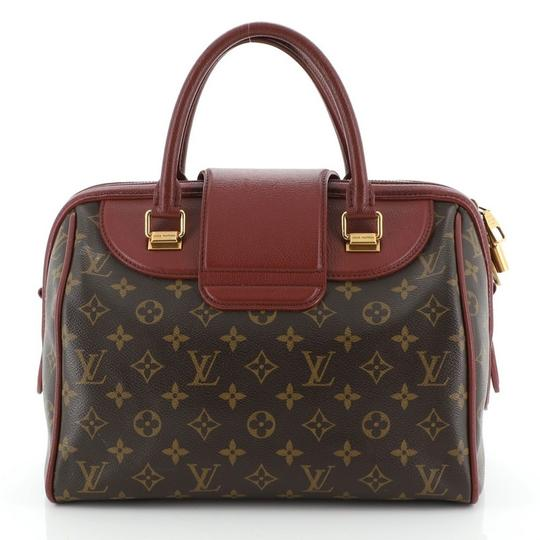 Louis Vuitton Canvas Tote in red Image 2
