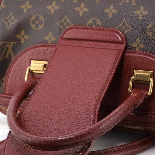 Louis Vuitton Canvas Tote in red Image 4