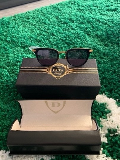 Dita Brand New Authentic Dita Sunglasses Stateside DRX-2066-A-T-BLK-GLD 48mm Frame Image 1