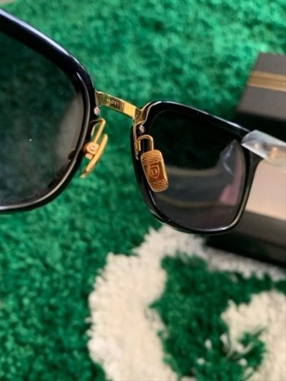 Dita Brand New Authentic Dita Sunglasses Stateside DRX-2066-A-T-BLK-GLD 48mm Frame Image 3