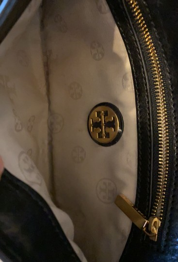 Tory Burch black/with gold Clutch Image 3