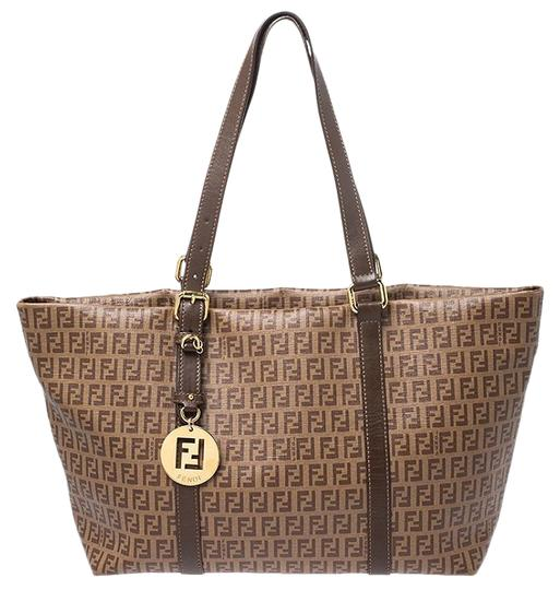 Preload https://img-static.tradesy.com/item/26667893/fendi-zucchino-superstar-shopper-brown-coated-canvas-and-leather-tote-0-1-540-540.jpg