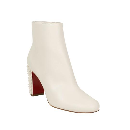 Preload https://img-static.tradesy.com/item/26667939/christian-louboutin-white-suzi-folk-85mm-heels-bootsbooties-size-eu-37-approx-us-7-regular-m-b-0-0-540-540.jpg