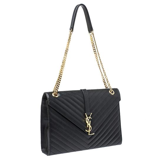 Saint Laurent Leather Shoulder Bag Image 3