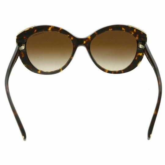 Tiffany & Co. Brown Gradient Lens TF4151-80153B-54 Butterfly Women's Image 1