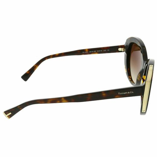 Tiffany & Co. Brown Gradient Lens TF4151-80153B-54 Butterfly Women's Image 2