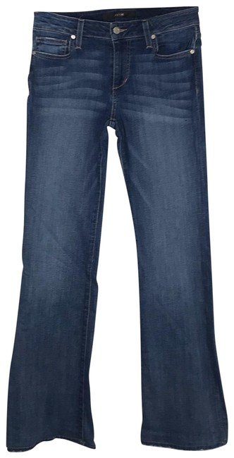 Preload https://img-static.tradesy.com/item/26667985/joe-s-jeans-blue-mid-rise-icon-in-lucky-flare-leg-jeans-size-6-s-28-0-1-650-650.jpg