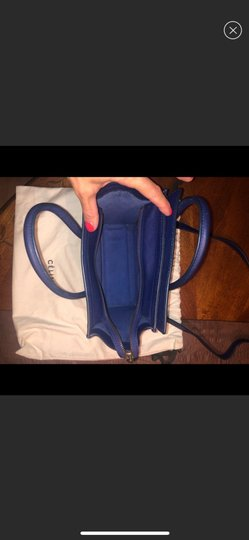 Céline Tote in blue Image 1