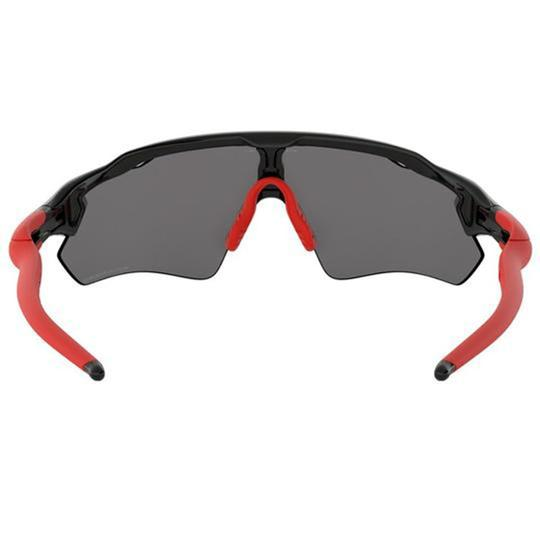 Oakley Iridium Polarized Lens OO9275 06 Unisex Sports Sunglasses Image 4