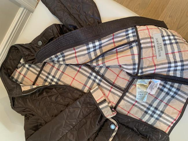 Burberry Brit Brown Jacket Image 10