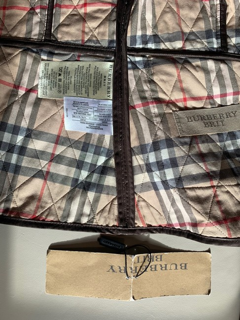 Burberry Brit Brown Jacket Image 4