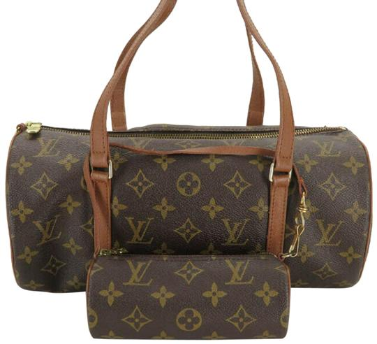 Preload https://img-static.tradesy.com/item/26668090/louis-vuitton-papillon-m51365-monogram-old-30-hand-with-pouch-brown-shoulder-bag-0-1-540-540.jpg