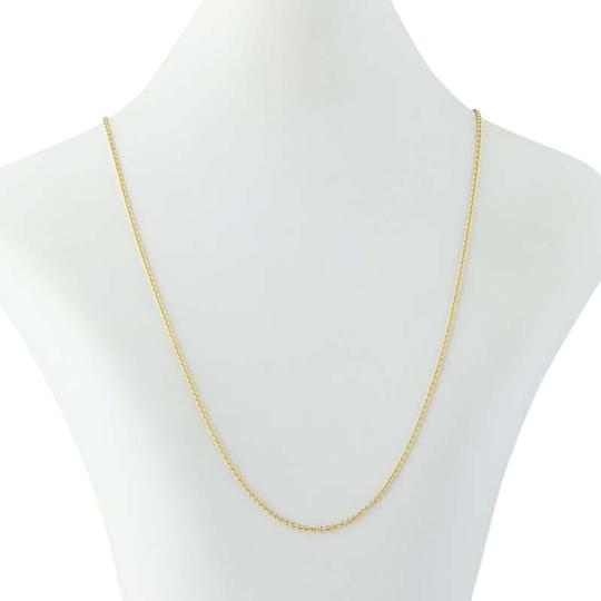 Preload https://img-static.tradesy.com/item/26668096/yellow-new-cable-chain-20-14k-gold-italian-women-s-n4428-necklace-0-2-540-540.jpg