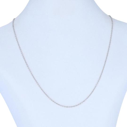 Preload https://img-static.tradesy.com/item/26668114/white-new-cable-chain-16-14k-gold-lobster-claw-clasp-e7387-necklace-0-1-540-540.jpg