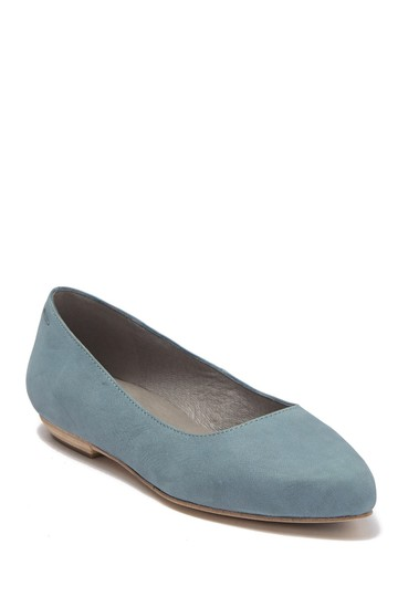 Eileen Fisher Sky Blue Flats Image 0