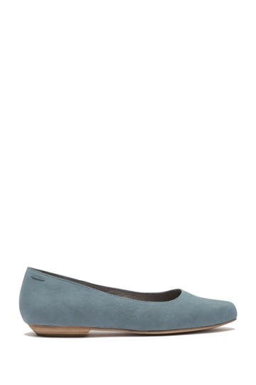Eileen Fisher Sky Blue Flats Image 2