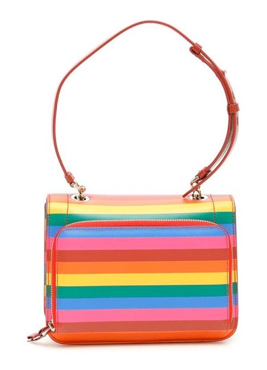 Salvatore Ferragamo Unisex Summer Vacation Spring Shoulder Bag Image 7