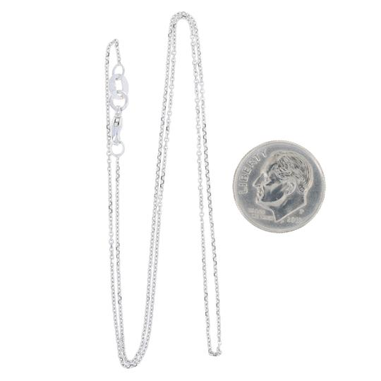 Wilson Brothers Jewelry NEW Diamond Cut Cable Chain Necklace 15 3/4