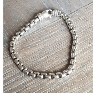 David Yurman David Yurman 5mm Box Chain Bracelet