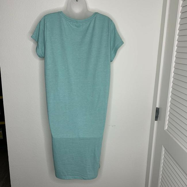 Alternative short dress aqua on Tradesy Image 1