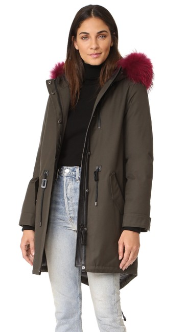 Preload https://img-static.tradesy.com/item/26668214/mackage-army-fuchsia-rena-d-down-filled-twill-parka-with-fur-coat-size-6-s-0-0-650-650.jpg