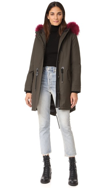 Mackage Fur Winter Eclectic Coat Image 1