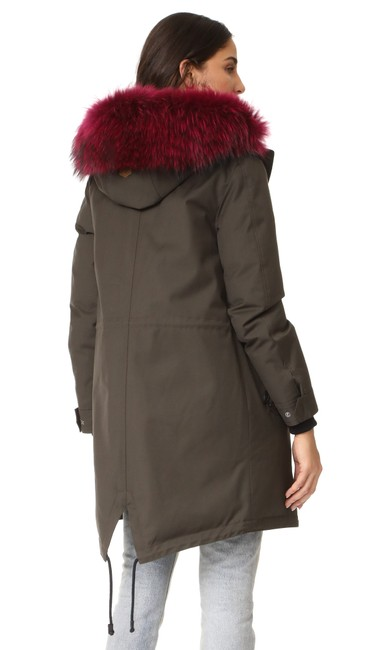 Mackage Fur Winter Eclectic Coat Image 2