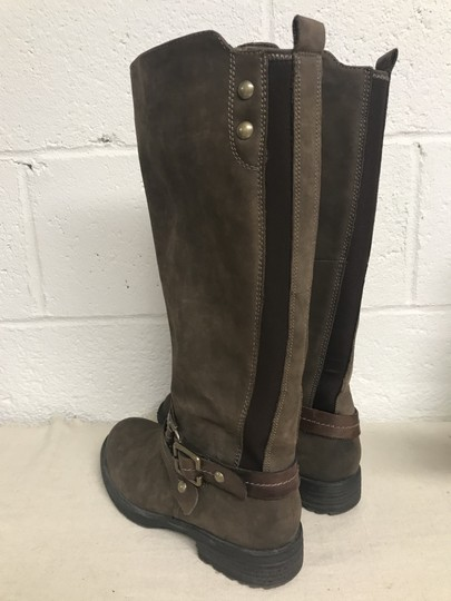 Earth Sierra Tall Riding Brown Boots Image 6