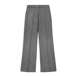 ERDEM x H&M Wide Leg Pants Gray