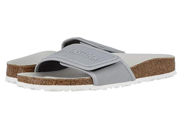 Item - Gray Tema Women's Sandals Size EU 39 (Approx. US 9) Narrow (Aa, N)