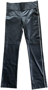 David Lerner Skinny Pants Black
